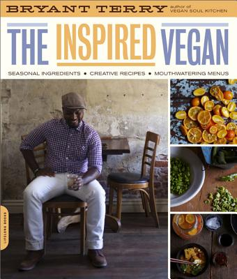 The Inspired Vegan By Terry, Bryant